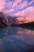 Moraine Lake at Sunrise