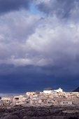 Storm Clouds over Laguna Pueblo