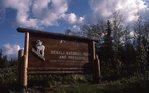 The North Entrance to Denali National Park