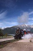 The White Pass & Yukon Railroad