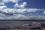 Boats on the Atlantic Shoreline of the Avalon Peninsula