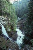 Nooksak Falls on North Fork of the Nooksak River
