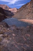The Colorado River below Granite Rapids