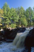 The Upper Falls of the Amnicon River