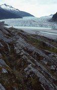 The Mendenhall Glacier in 1990