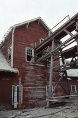 At the Abandoned Kennecott Copper Mine
