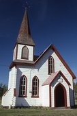 St. Paul's Church in the Skeena River Valley