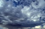 Storm Clouds over the Continental Divide Basin