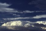 Storm Clouds over the Continental Divide Basin (Cloud Study #107)