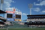 Before the Final Game at Old Comiskey Park, September 30, 1990