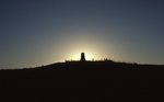 Last Stand Hill at Sunrise on the 100th Anniversary of Custer's Last Stand, June 25, 1976