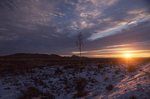 Winter Sunrise in the Chihuahuan Desert
