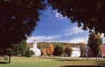 A New England Village Green