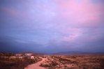 Terlingua, Texas at Sunset