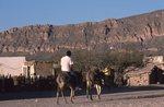 Street Scene in a Remote Mexican Village