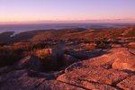 Sunrise Light atop Cadillac Mountain