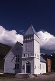 A Church in the Rocky Mountains