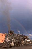 The Durango & Silverton Railroad