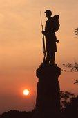 The 124th Pennsylvania Infantry Regiment Memorial, Antietam (Dedicated 1904)