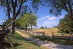 The Sunken Road (Bloody Lane) at Antietam