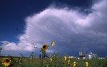 Storm Clouds over the Colorado Plains
