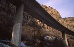 The Construction of Interstate 70 in Glenwood Canyon