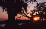 Sunset over the Hampton River