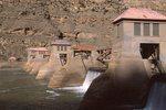 Grand Valley Diversion Dam (1915) on the Colorado River