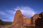 The Pecos Mission Ruins