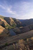 The Grande Ronde River Valley