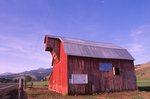 A Barn in Northeastern Oregon