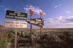 The Duck Valley Indian Reservation