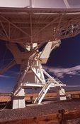 A Radio Telescope of the NRAO Very Large Array (VLA)