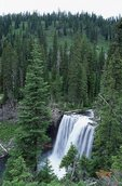 Colonnade Falls on the Bechler River