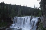 Iris Falls on the Bechler River