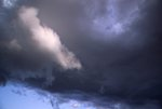 Storm Clouds over the Centennial Valley (Cloud Study #130)