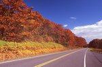 Skyline Drive in Autumn
