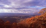 The Arnold Valley from the Blue Ridge Parkway