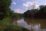 The Horseshoe Bend of the Tallapoosa River