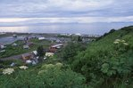The Village of Ninilchik on the Cook Inlet