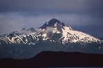 The Chilkat Mountains Loom Above the Lynn Canal on the Inside Passage