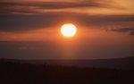 Sunset below Gnat Pass on the Cassiar Highway