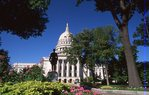 The Wisconsin State Capitol Building