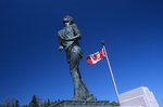 The Memorial on the Terry Fox Courage Highway