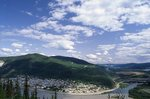 The Mouth of the Klondike River at Dawson City