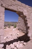 Ruins in Palmetto Ghost Town (1866-1906)