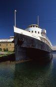 The Historic Ferry SS Norisle