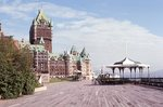 Dufferin Terrace and the Chateau Frontenac (1838-93)