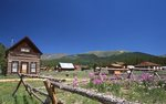 The Remote Settlement of Tincup, Colorado