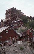 The Abandoned Kennecott Copper Mine (1911-38)
